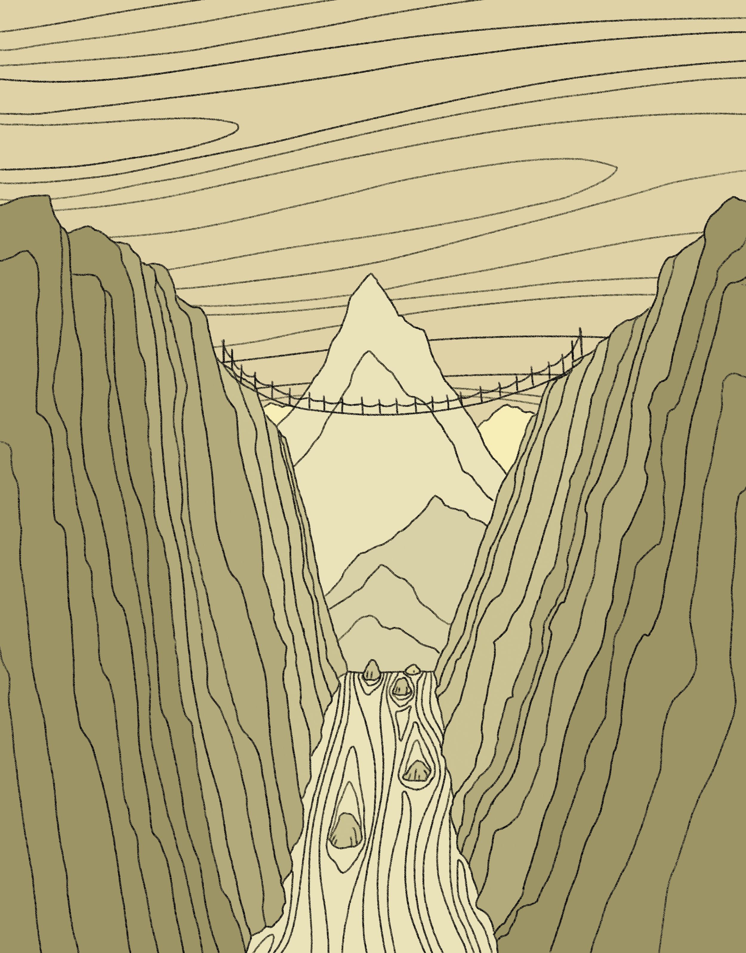 Landscapes: Gorge