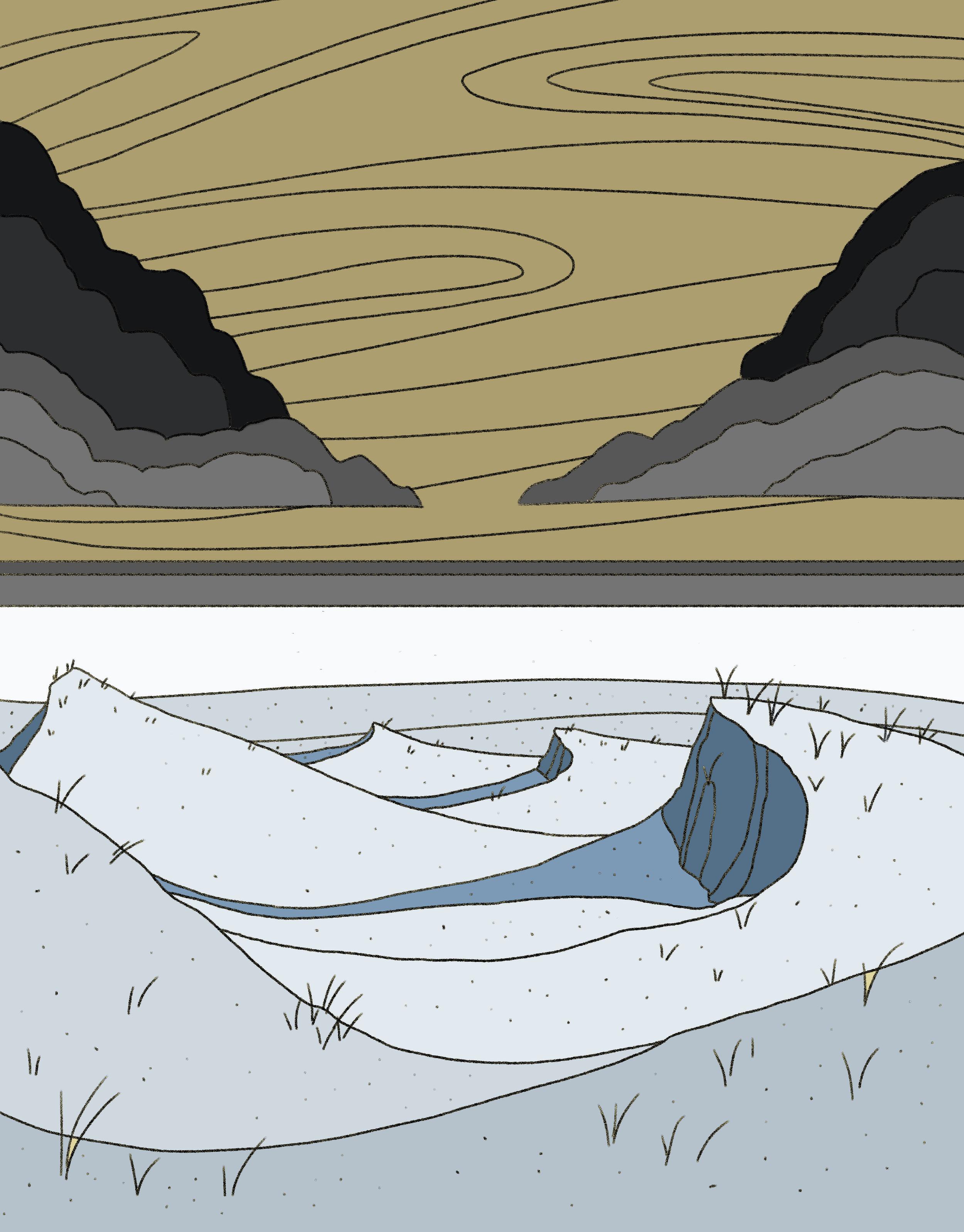 Landscapes: Storm's Coming