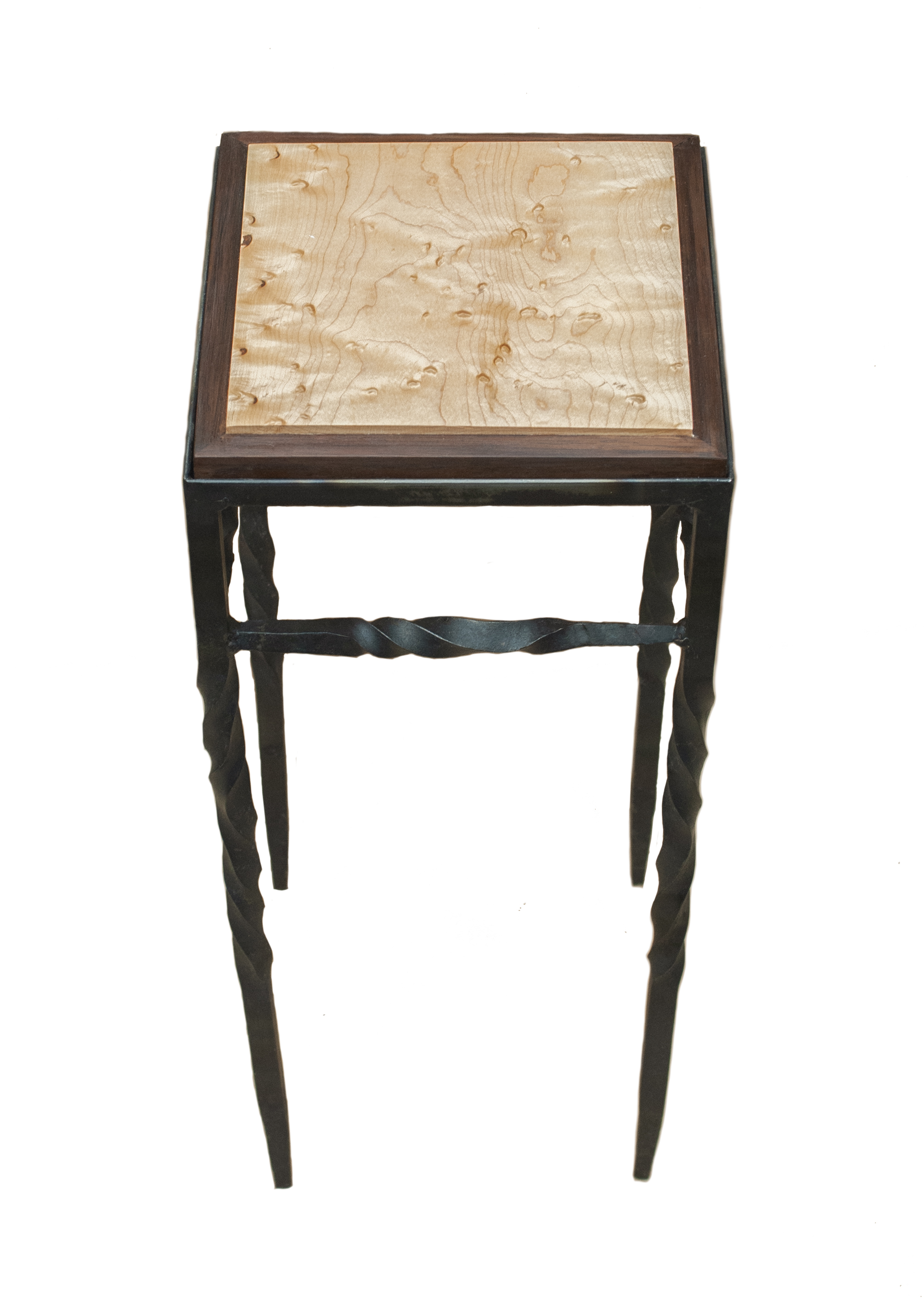 Forged Steel Table