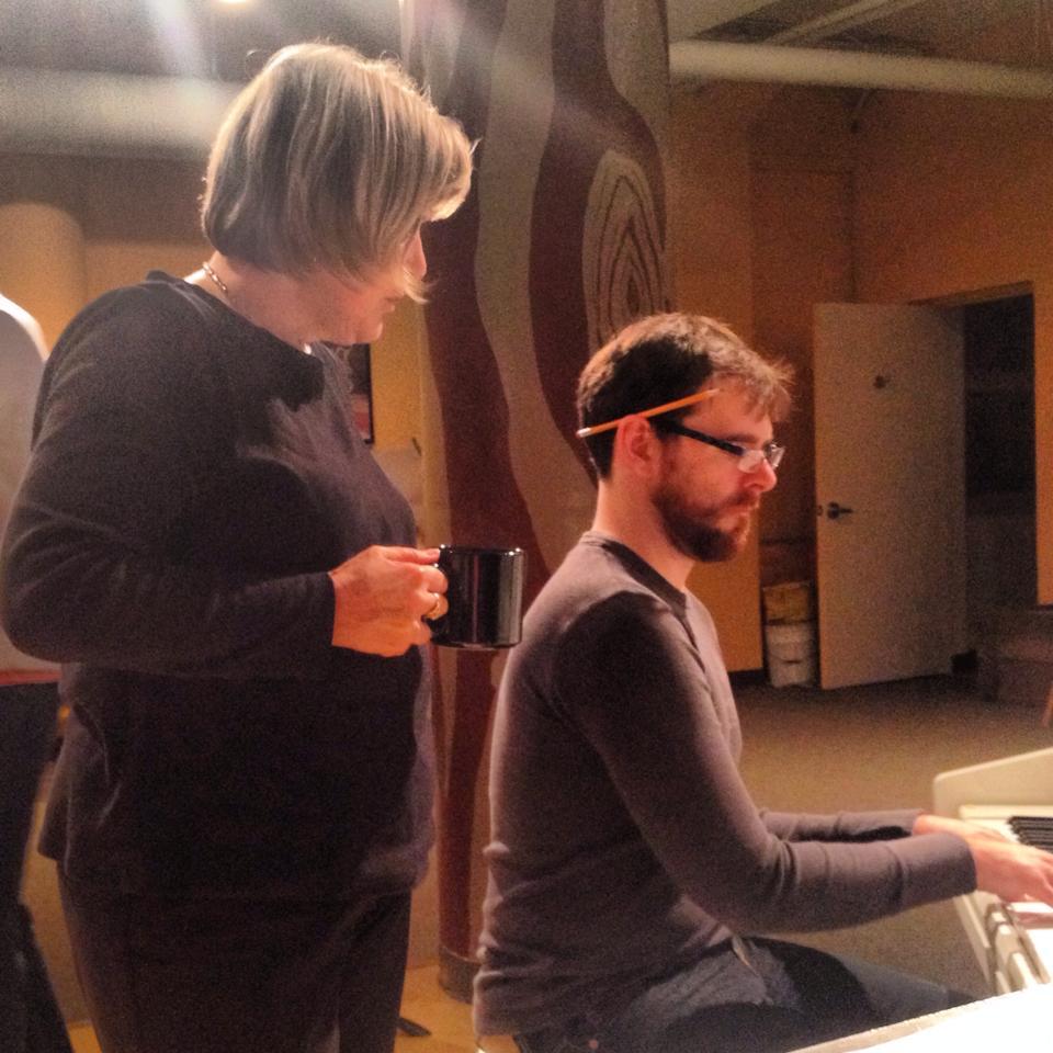 Working with Elisabeth von Trapp