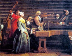 """Gettin' down in the """"Baroque and Roll"""" Era"""