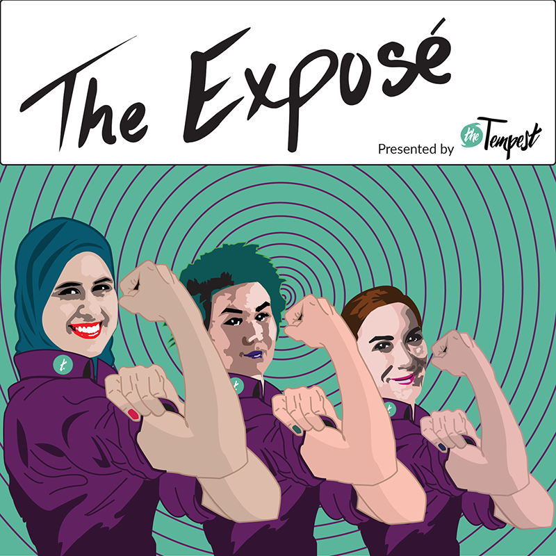 The Expose Podcast Cover