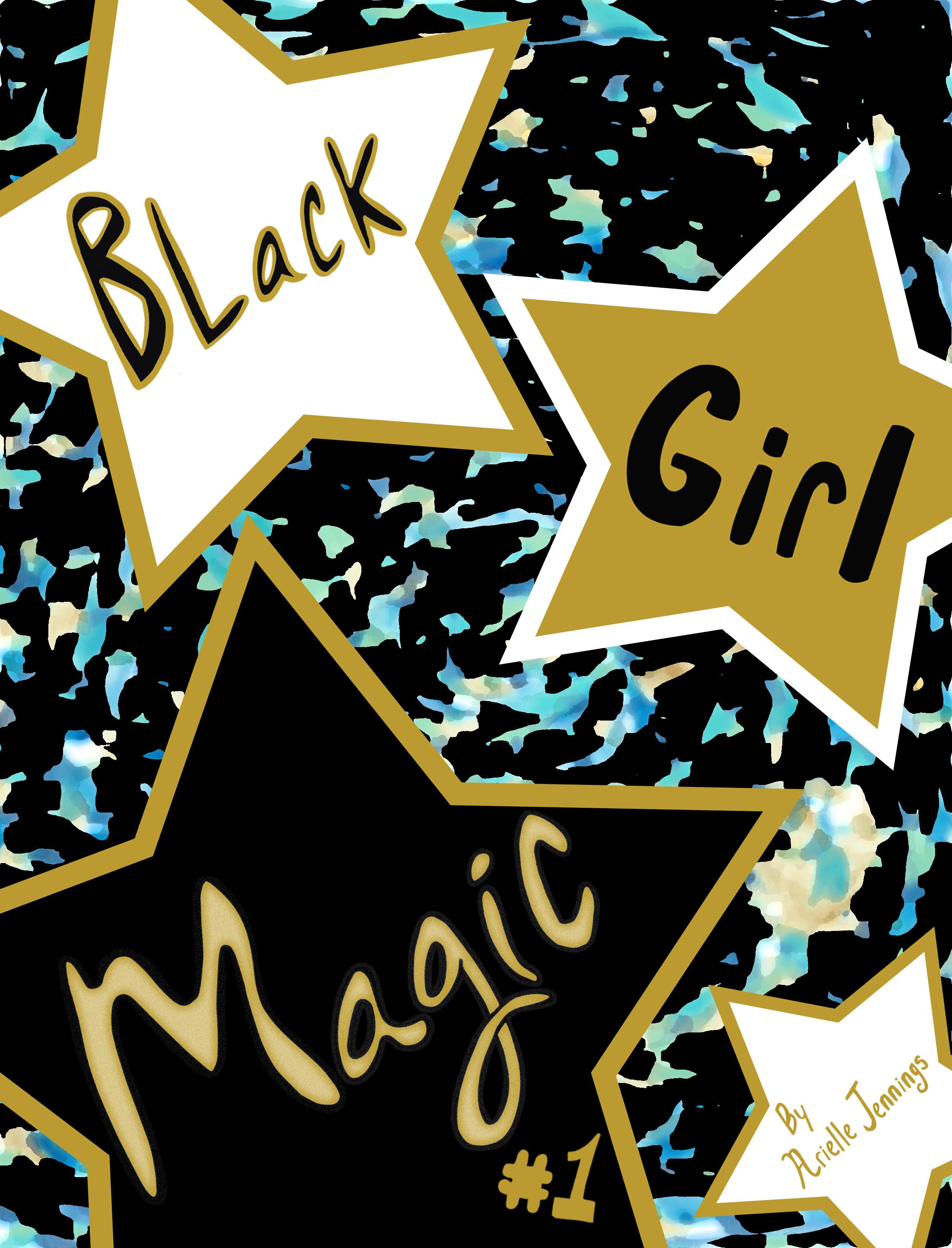 Black Girl Magic Volume 1 Cover