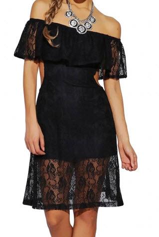 Black offshoulder dress.jpg