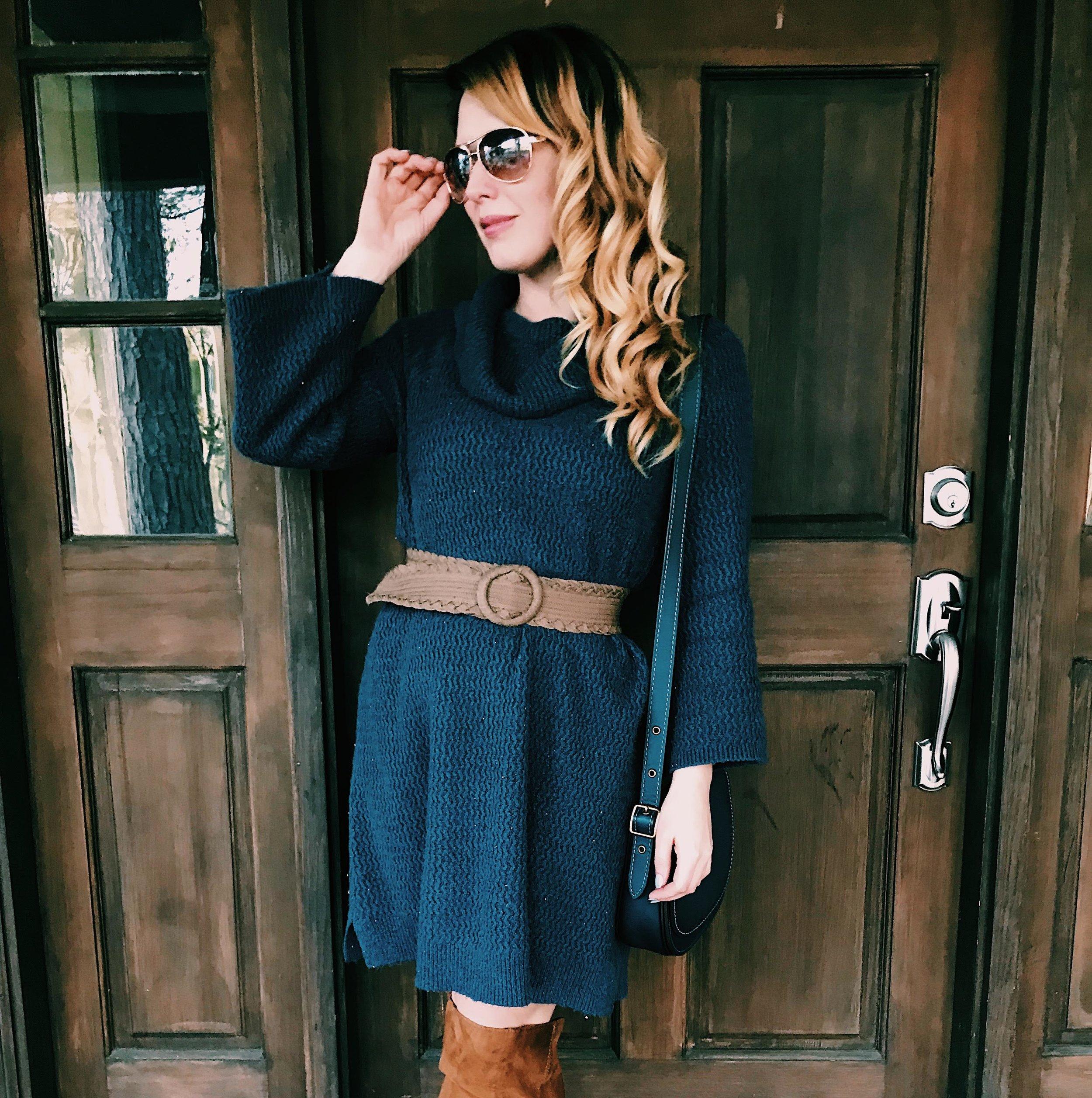 Three Heel Clicks - Styling a Sweater Dress from LOFT (21).jpg
