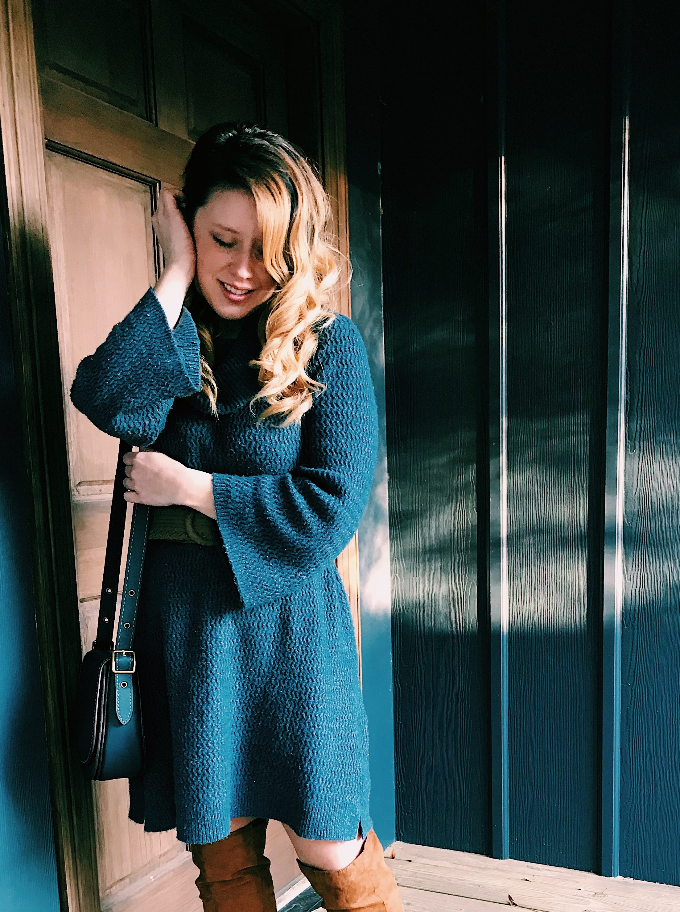 Three Heel Clicks - Styling a Sweater Dress from LOFT (13).jpg
