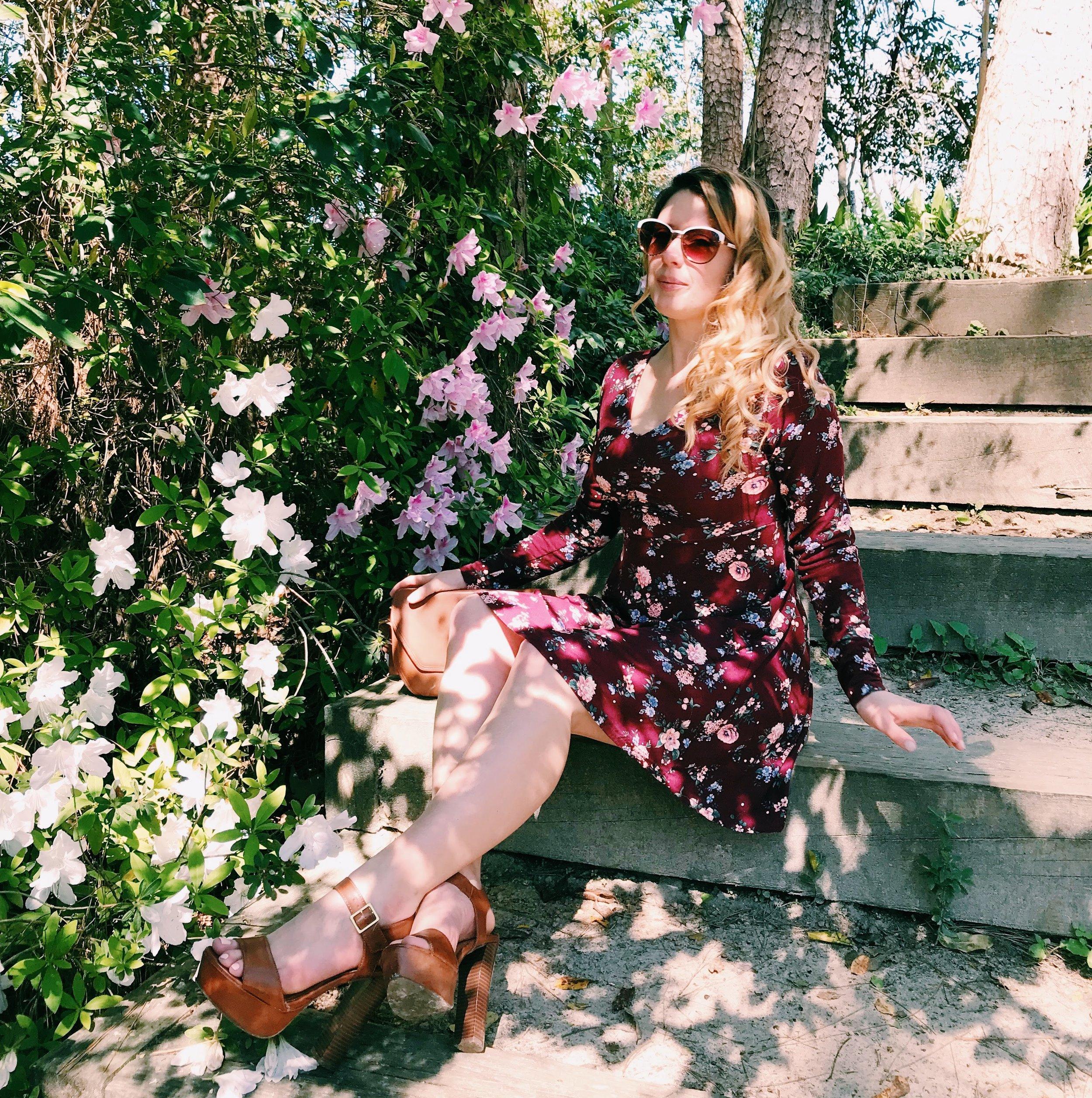 Three Heel Clicks - Three Looks with a Floral Spring Dress (8).jpg