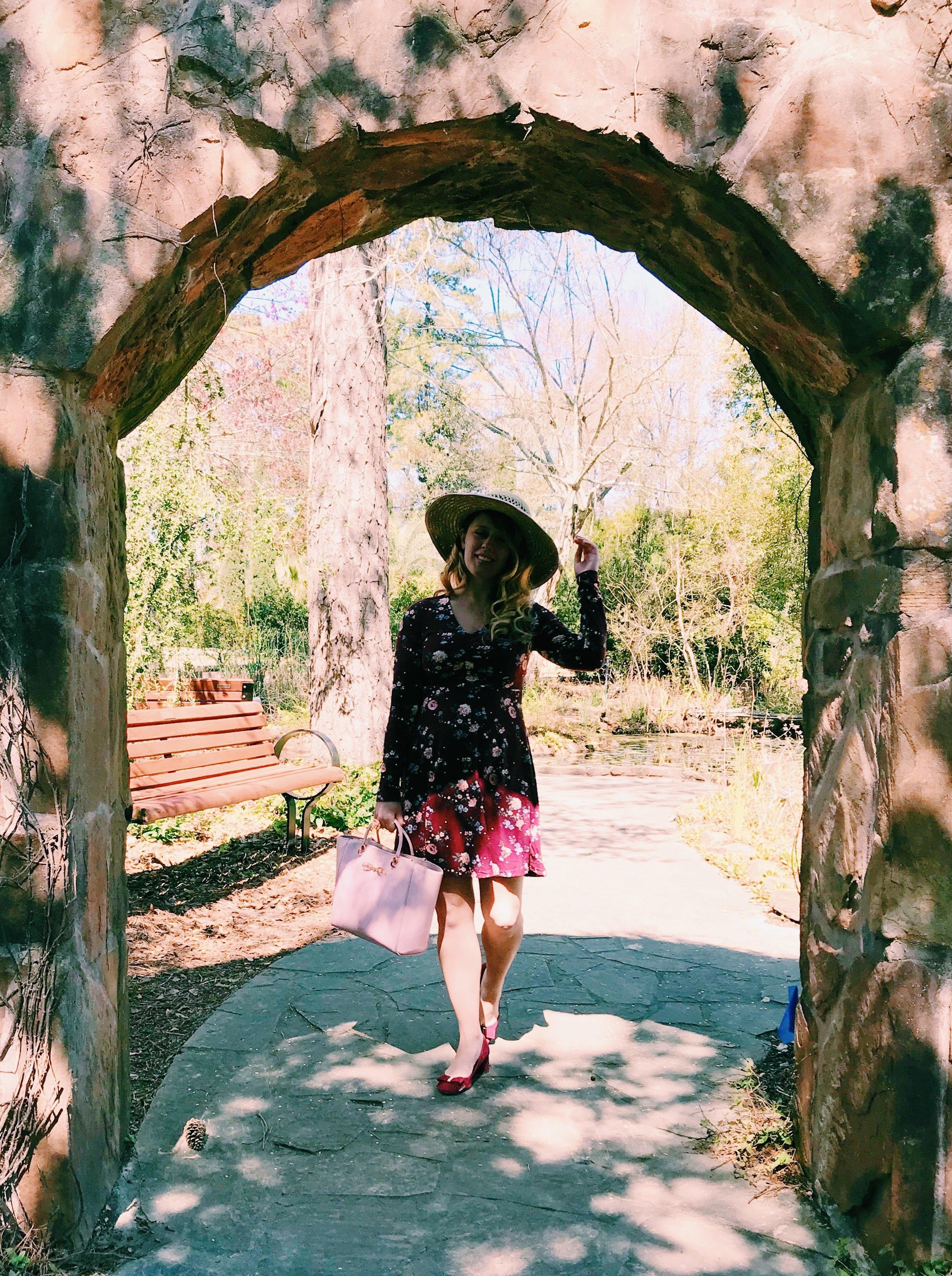Three Heel Clicks - Three Looks with a Floral Spring Dress (3).jpg