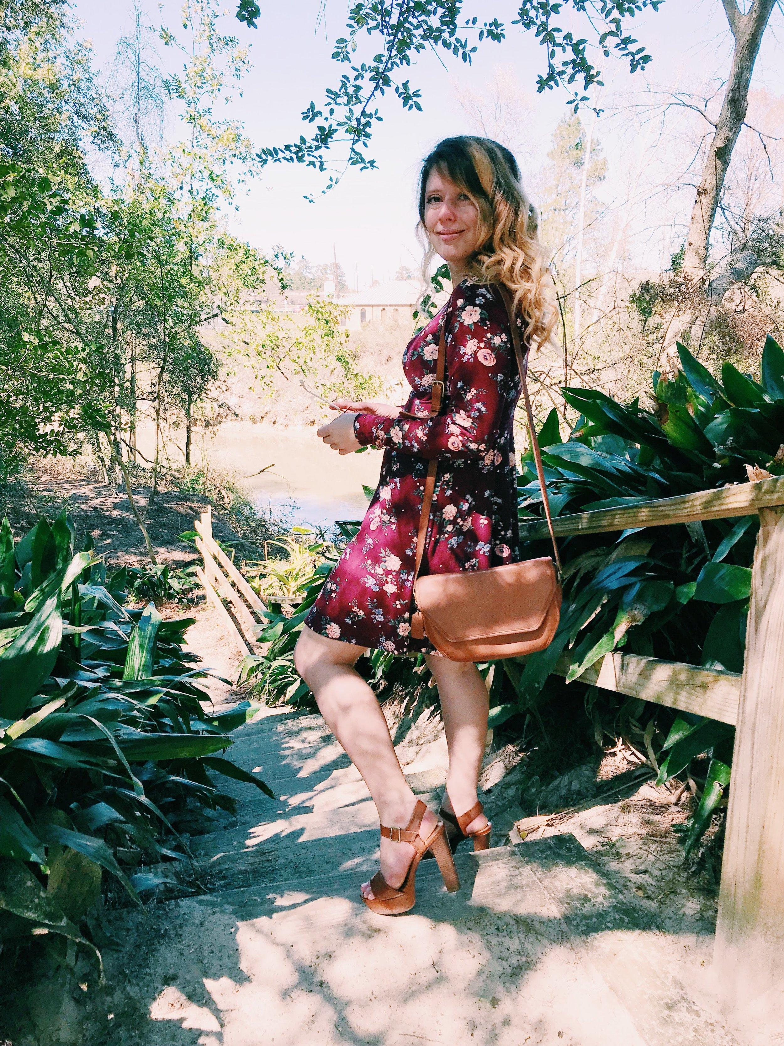 Three Heel Clicks - Three Looks with a Floral Spring Dress (21).jpg