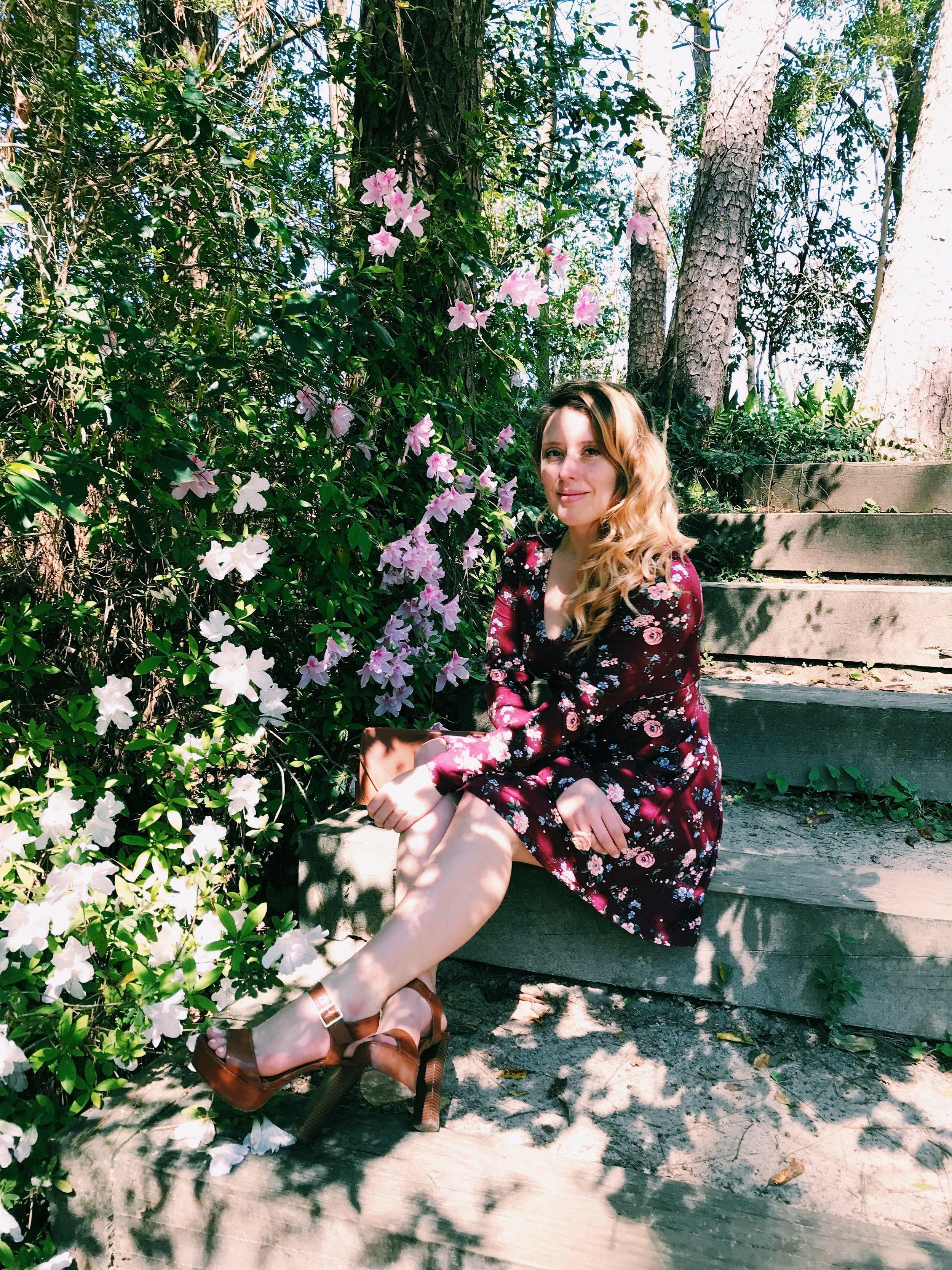 Three Heel Clicks - Three Looks with a Floral Spring Dress (31).jpg