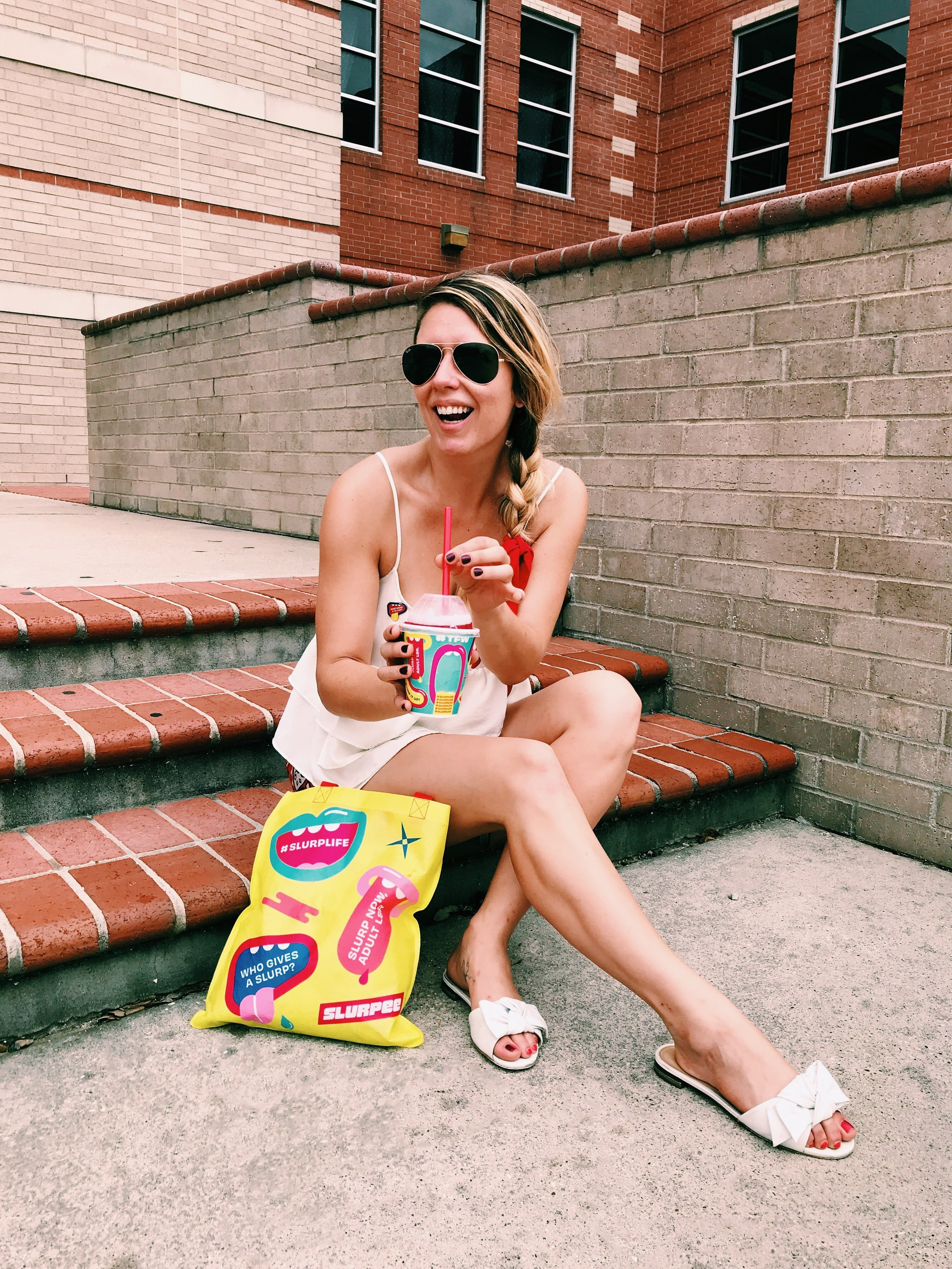 Three Heel Clicks - Free Slurpee Day with Stripes Stores (6).jpg