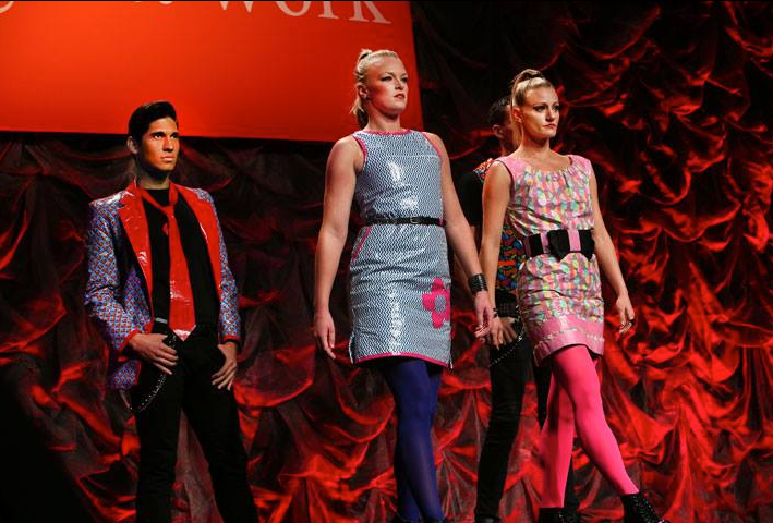 Fashion Show in Las Vegas-3M Duct Tape