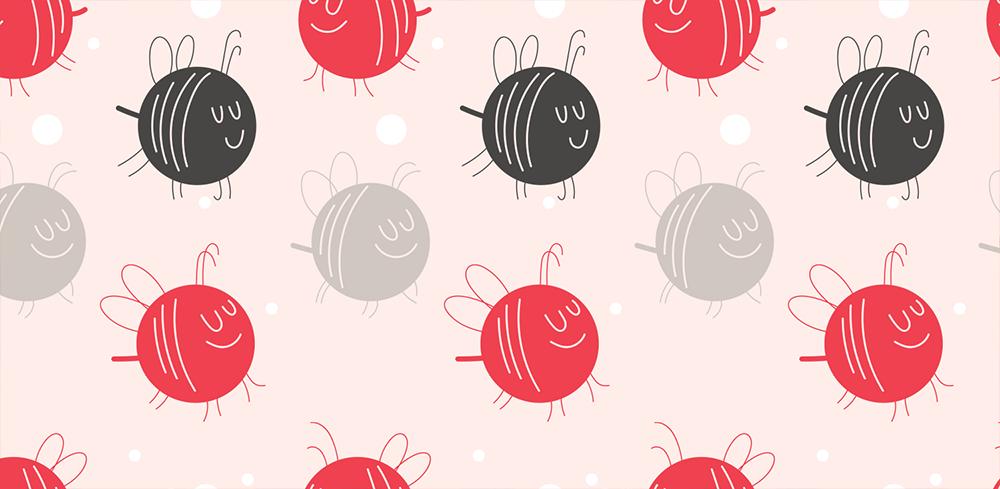 Les abeilles designed by Valéry Goulet