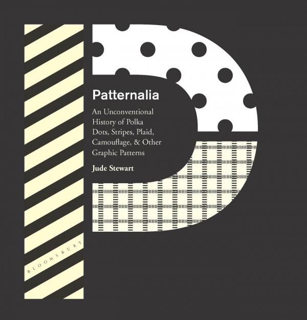 Patternalia book cover