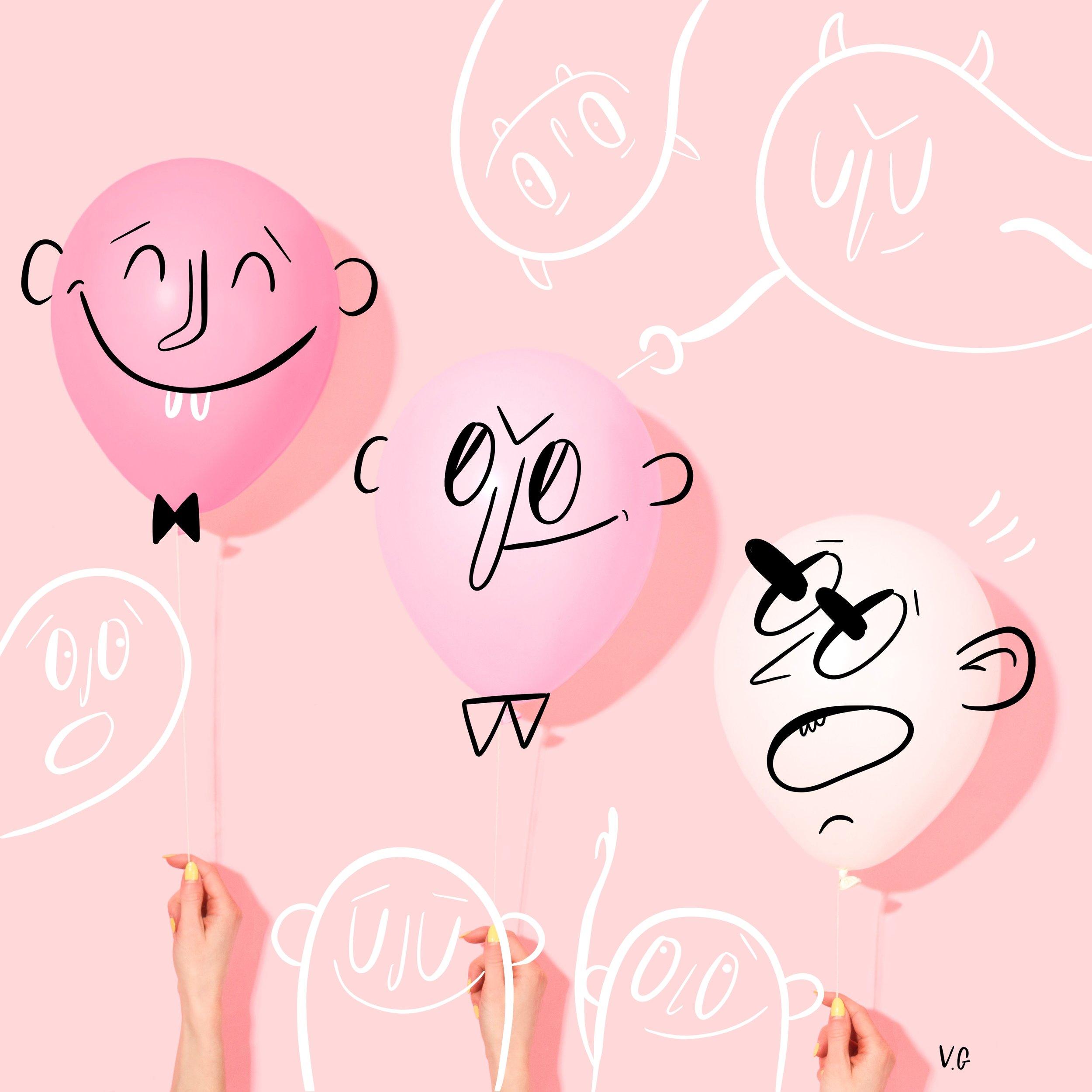 Photo Amy Shamblen and illustration by Valéry Goulet