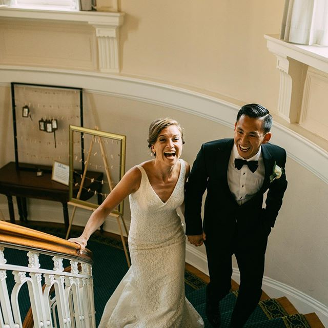 Moments before the Grand Entrance. 👏🏽 ⠀⠀⠀⠀⠀⠀⠀⠀⠀ This time last week, we captured our FIRST ever wedding in DC and it couldn't have been any more perfect by having the pleasure to kick it off with Nate and Emily at the @congressionalclub!! 🎉🙌🏽 _ _ #gianvaldiviaphoto #gvpcouples #dcweddings #dcweddingphotographer #augustbride #summerweddingdress #summerbride  #congressionalclubbride #congressionalclubwedding