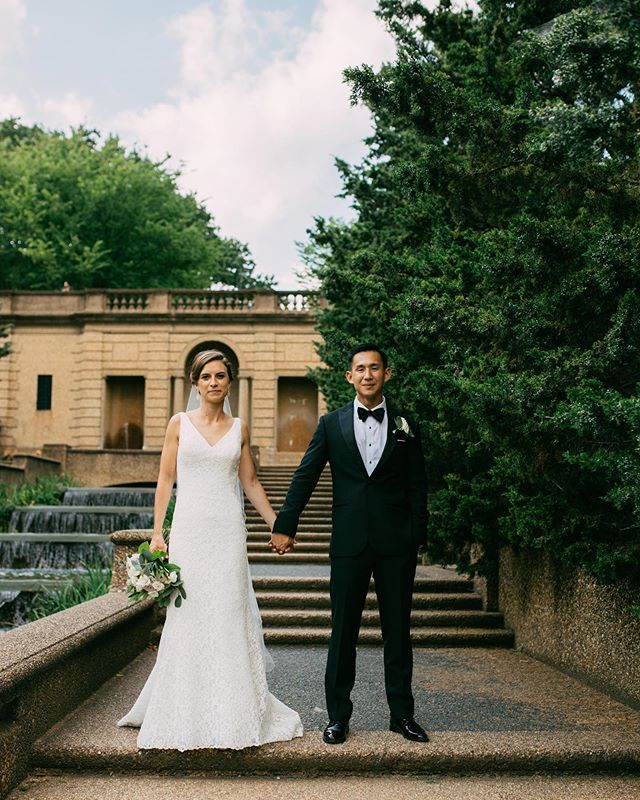 Portrait Mondays.✌🏽 _____ I loved that Nate and Emily wanted to do their Bridal Portraits at Meridian Hill Park (MHP) in DC. ❤️ When I first met them for our Engagement Session in the Spring, we scouted the entire park to envision the best spots for their portraits.  _____ One of the perks of having your full wedding or reception at the @congressionalclub is that MHP is just around the corner.  It's literally 5-10 minutes away walking distance!!🚶‍♀️ PLUS, the extra cardio helps so i can eat a slice or two of that wedding cake! 🎂 😜 _____ I always appreciate it when our couples really take the time to invest in the little details for their Wedding Day.  It comes a long way and it helps our team serve them to the fullest all the more!! _____  Florals 💐 @helenoliviaflowers  _____ #gianvaldiviaphoto #gvpcouples #meridianhillparkwedding #dcweddings #dcweddingphotographer #augustbrides #summerweddingdress #summerbrides #congressionalcountryclubwedding #congressionalclubbride