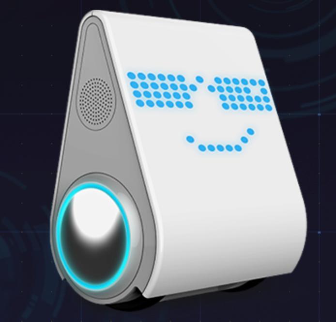 CodeyBot friendly coding platform.
