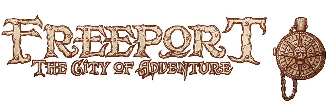 Freeport: The City of Adventure — Drowning Monkeys Games