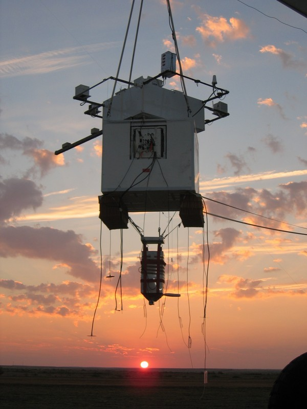 Photo:  Louisiana Space Consortium