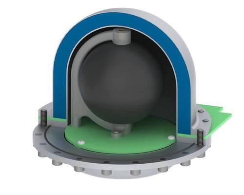 The NEUDOSE mission's TEPC design - capable of ionizing vs non-ionizing radiation differentiation.