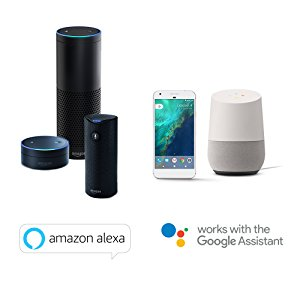 Voice Control - Use your voice to control your alarm system and smart home! Enable your Alarm.com account to link with Amazon Alexa or Google Home. Want a light on? Just ask! Click here for more info.