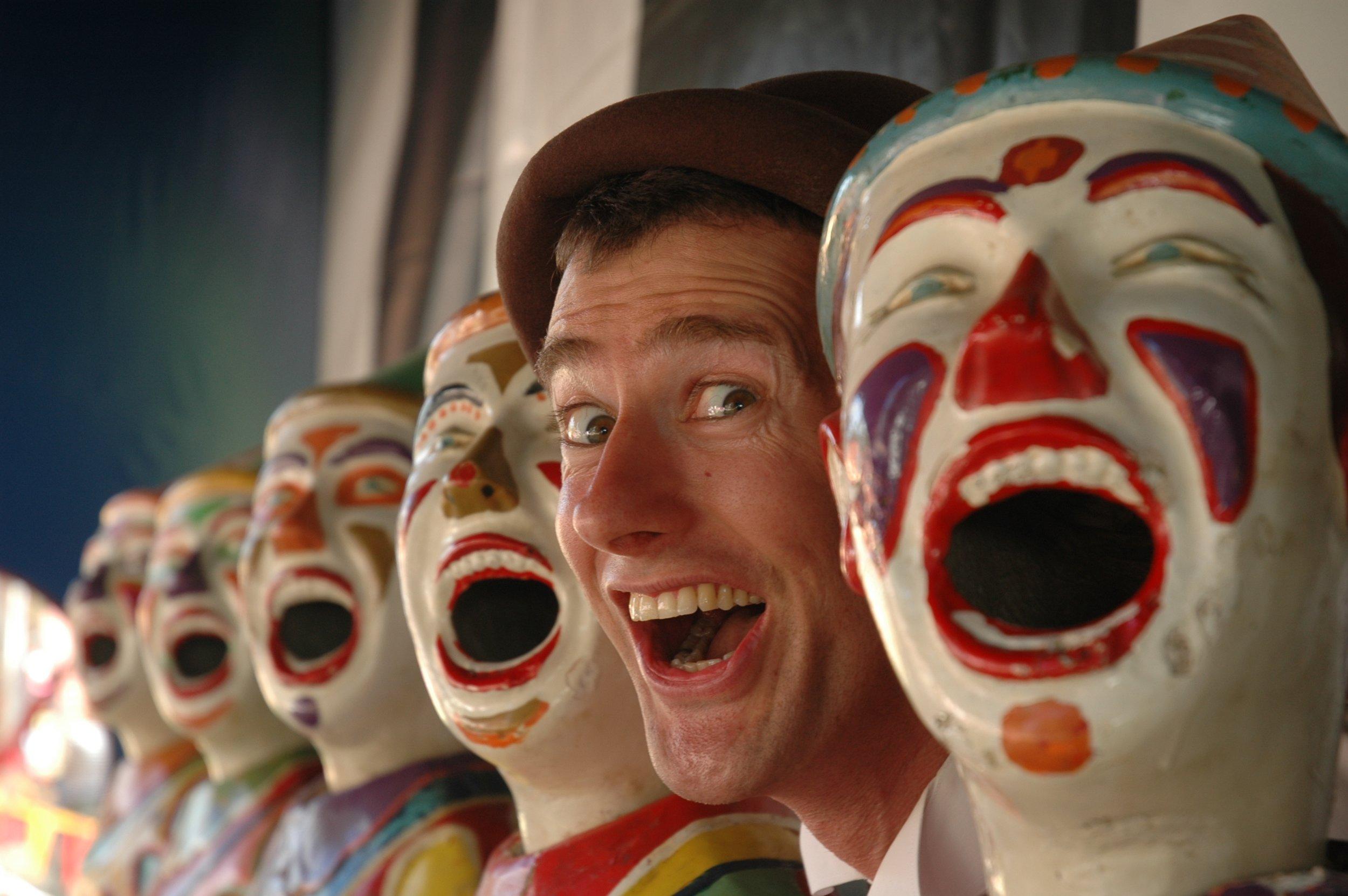 clowns in a row.jpg