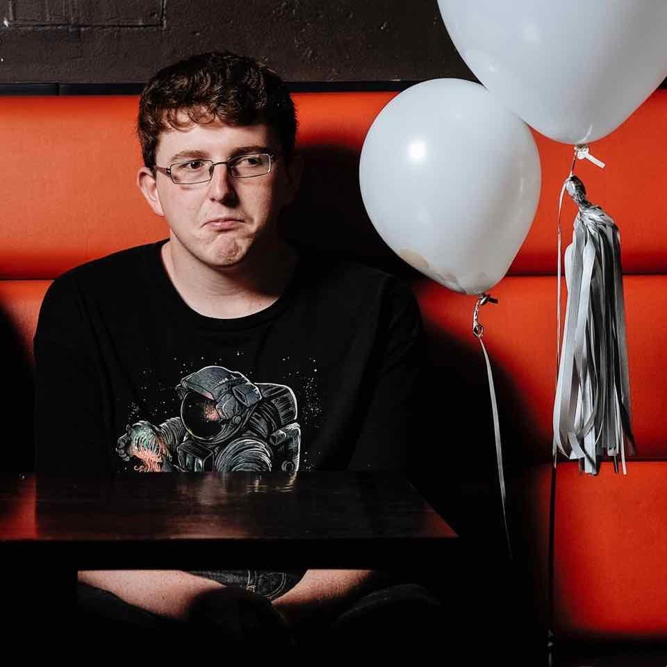 Josh Davies - Look! I'm Blind.