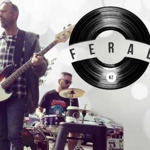 Feral Music    7pm - Globe 2