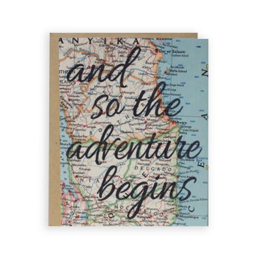 Friend moving card by An Adventure Awaits.