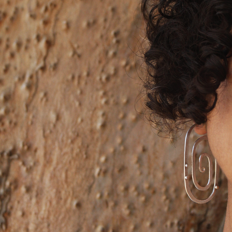 germogli earrings