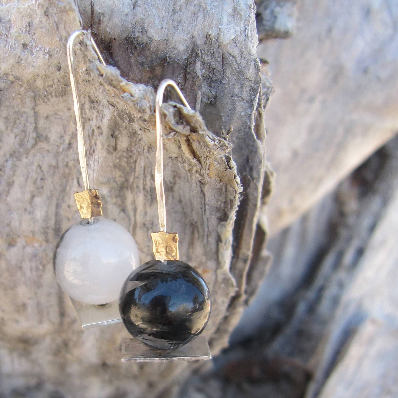 galassia earrings