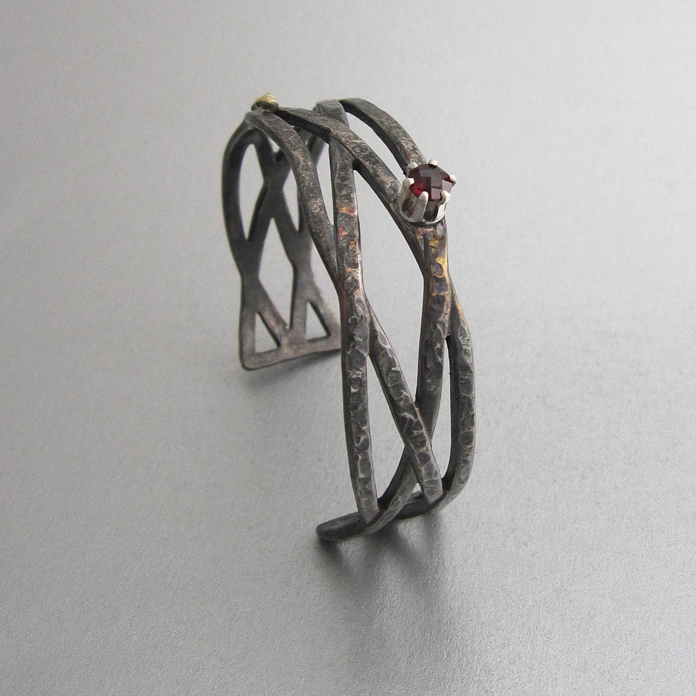 relitto granato bracelet
