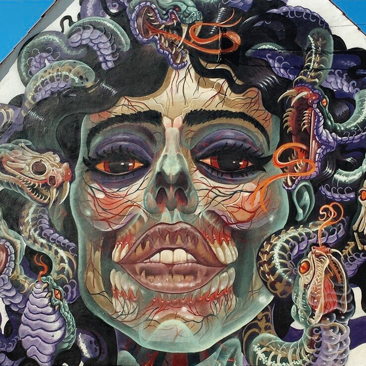 NYCHOS! Look at the detail.