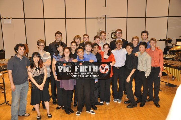 Juilliard Summer Percussion Seminar 2011