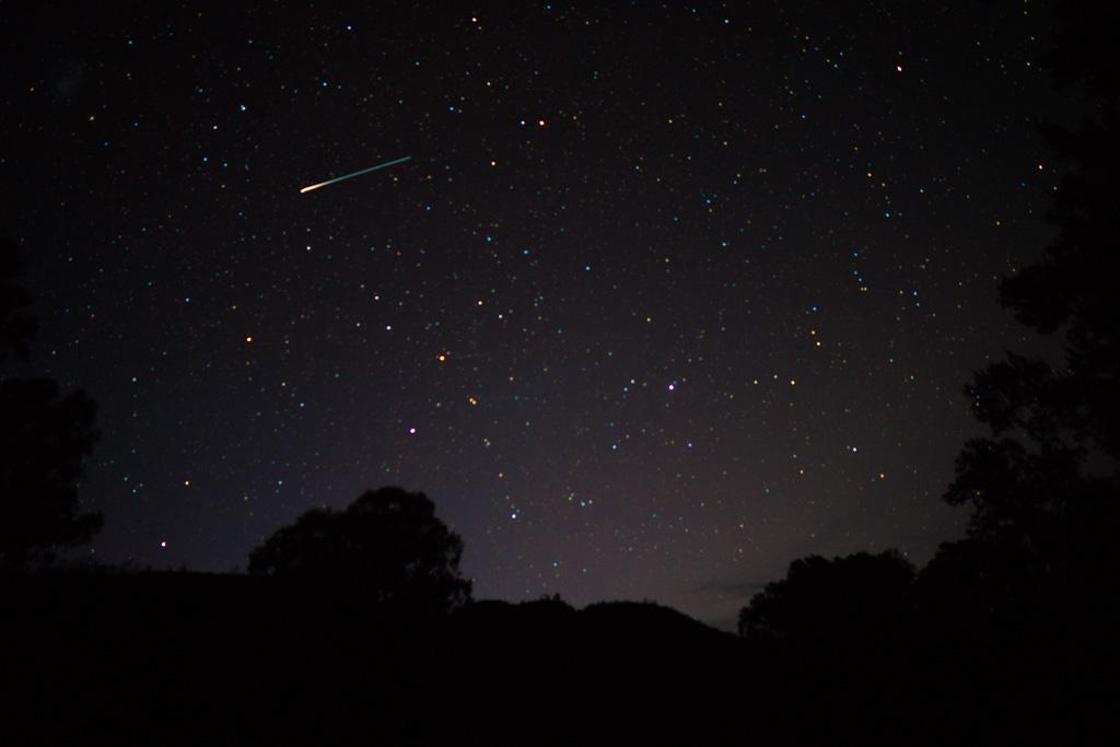 Warrumbungle Night Sky