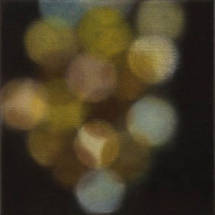 La Lumiere Artificielle - laisser tomber, 2006-2007, oil on linen, 31x31cm