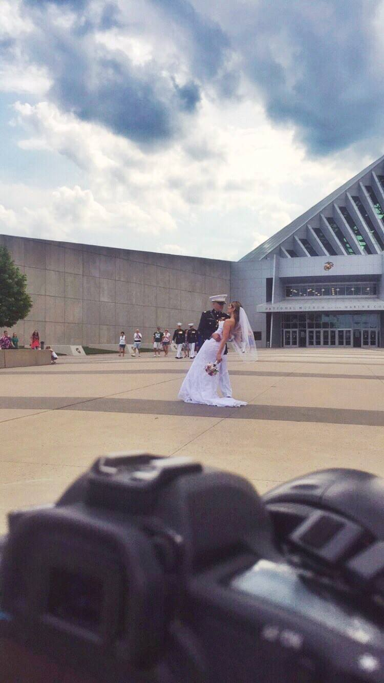 BTS of: Mr. & Mrs. Ripley's Wedding 2015