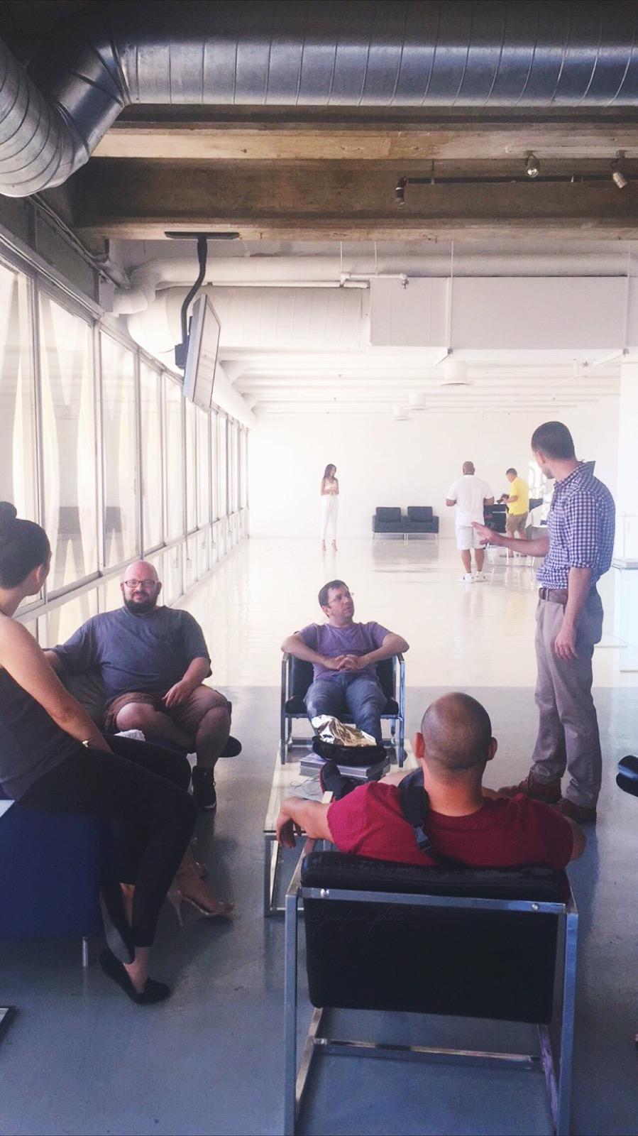 Inside A Workshop