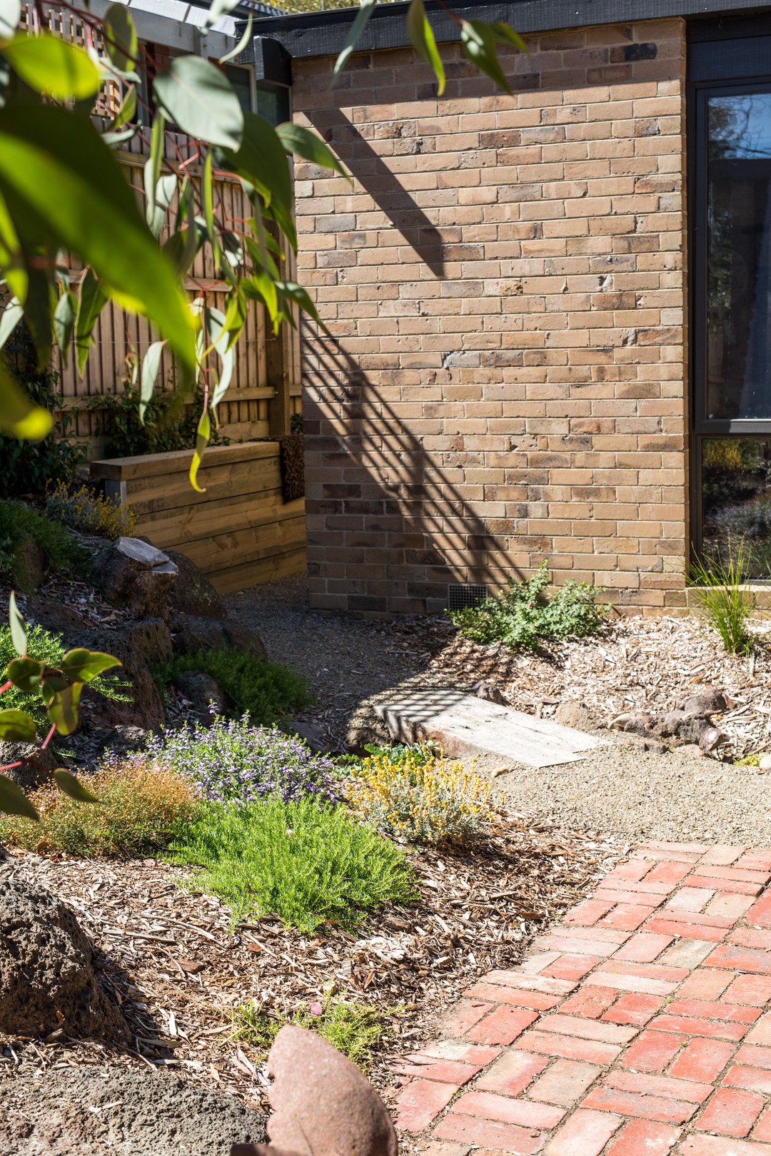Landscaping By Ben Harris Gardens.  Photography by Charlie Kinross