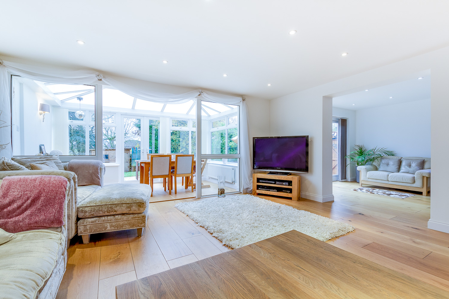 Open Plan living, St Albans