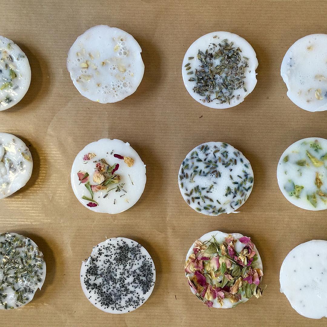 melt and pour butter soaps w/exfoliants