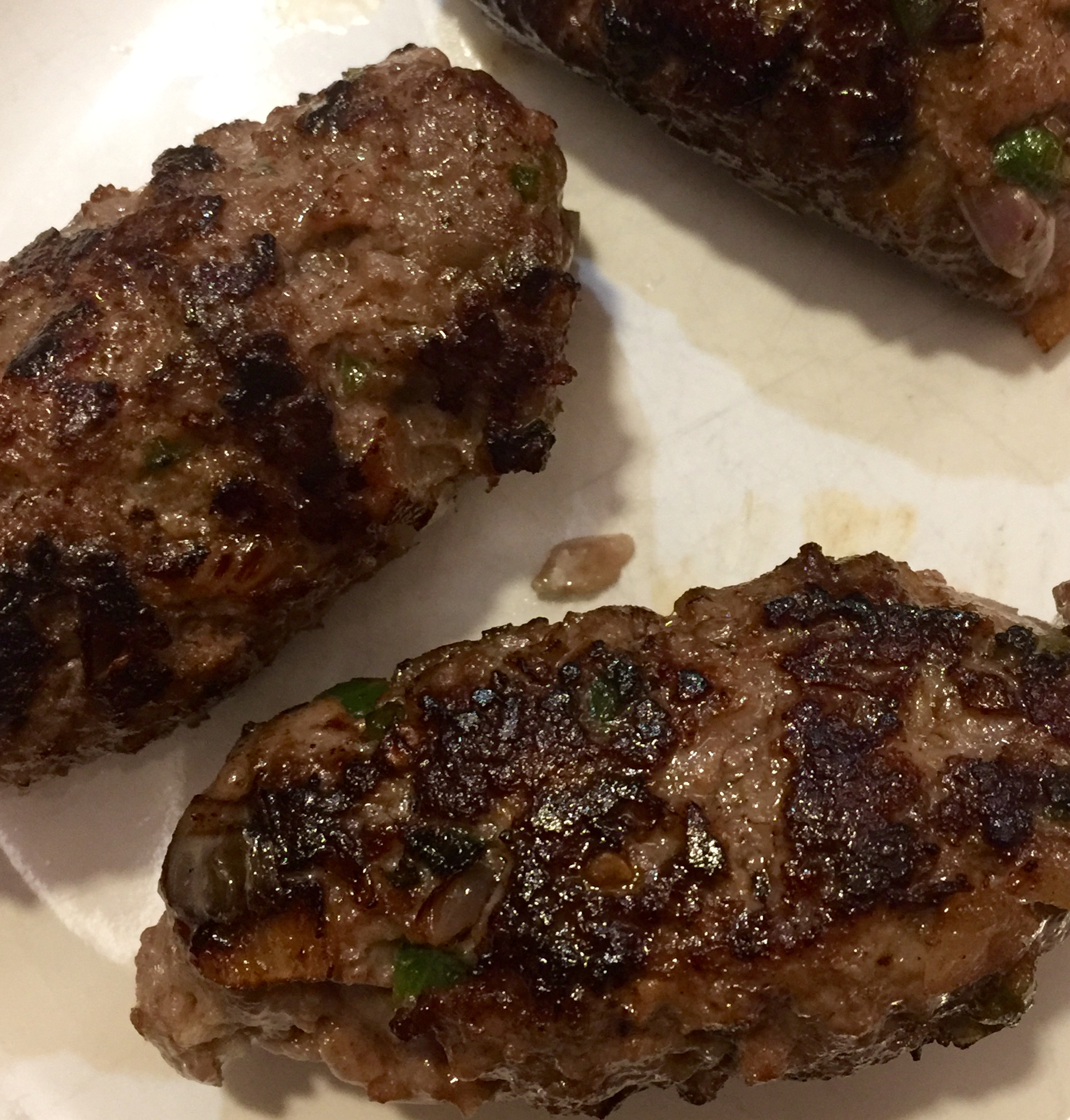 grilled kofte