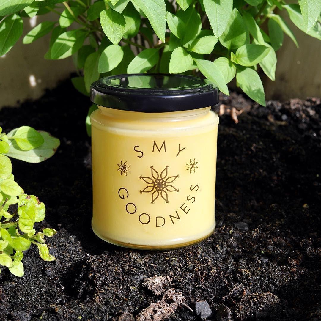 A jar of Smy Goodness lemon curd © Photography by Emmerline Smy