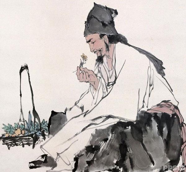 Zhang Zhongjing (150-219 AD) famous Chinese physician associated with inventing yiaozi dumplings