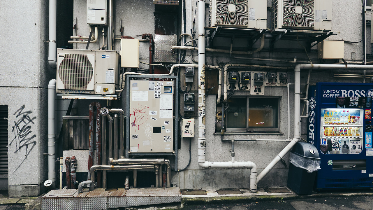 Tim Parker Photography  - Japan, 2017