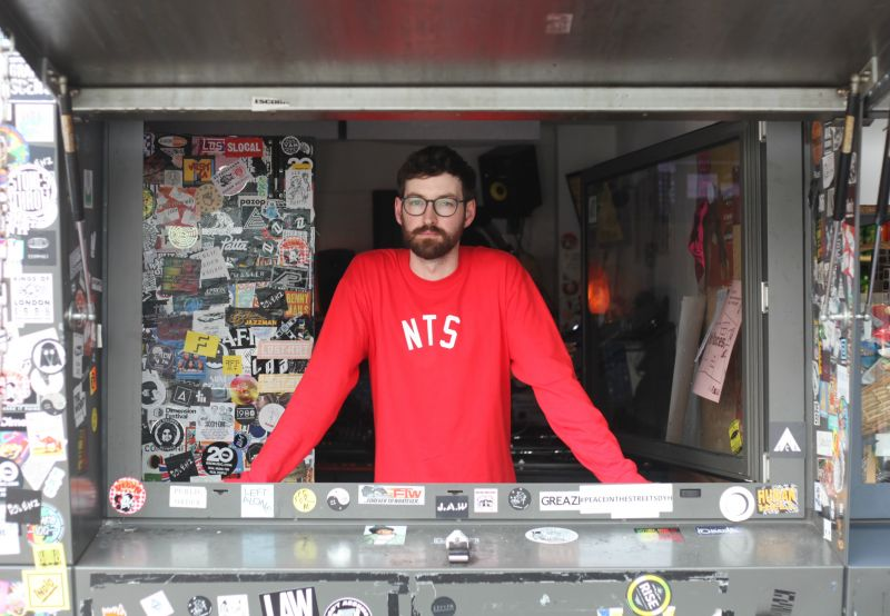 Tim Parker  of  You'll Soon Know  on  NTS  monthly on Wed 1500-1700