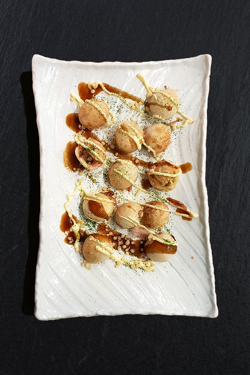 Takoyaki batch 1 -  IG: Smy Goodness