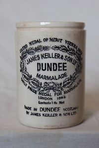 Dundee Marmalade from Kames Keiller & Son