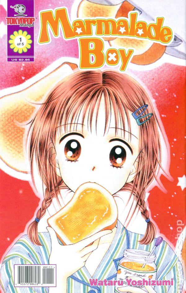 Wataru Yoshizumi's Marmalade Boy manga series